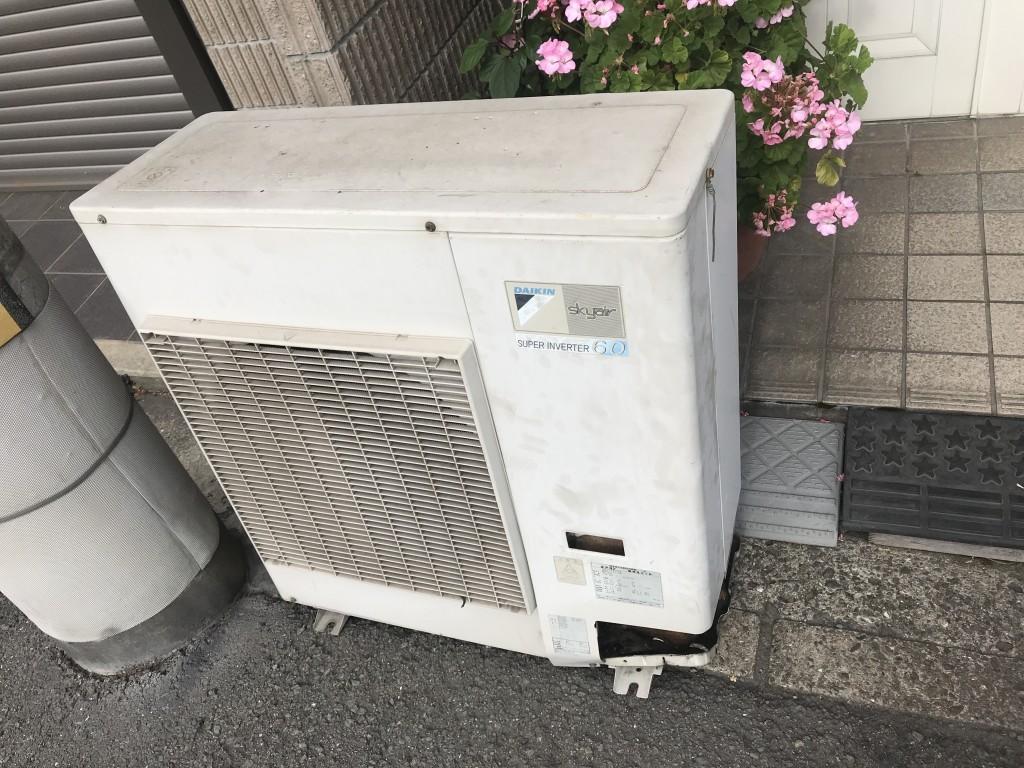 【上富田町】エアコンのの出張不用品回収・処分ご依頼 お客様の声