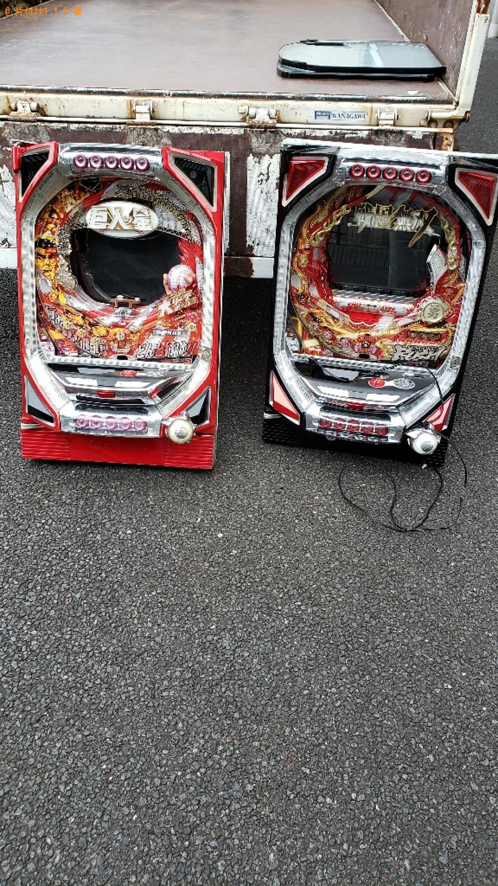 【和歌山市】パチスロ機の回収・処分ご依頼 お客様の声