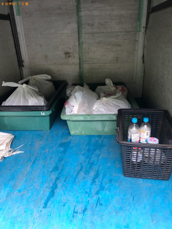 【海南市】一般ごみの回収・処分ご依頼 お客様の声