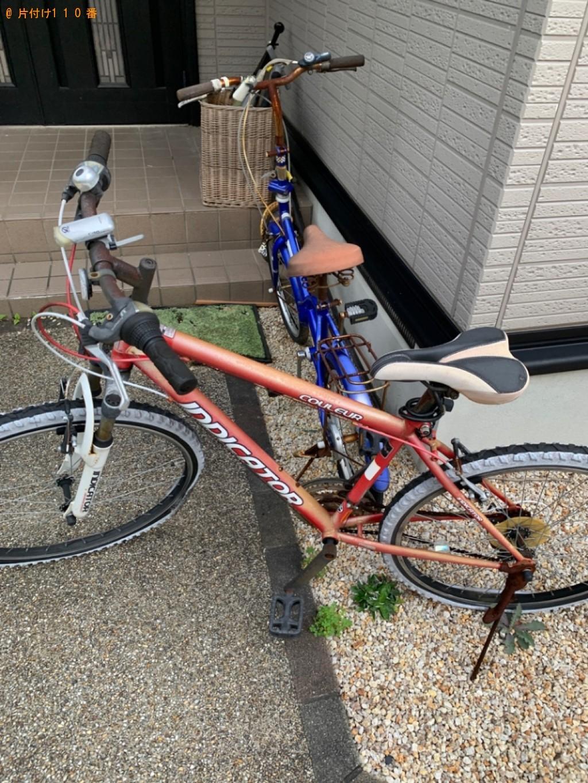 【和歌山市】自転車、一般ごみ等の回収・処分ご依頼 お客様の声