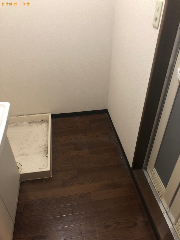 【和歌山市】冷蔵庫、洗濯機の回収・処分ご依頼 お客様の声