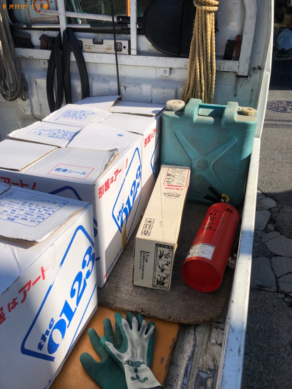 【和歌山市】一般ごみ、消火器、ポリタンクの回収・処分ご依頼