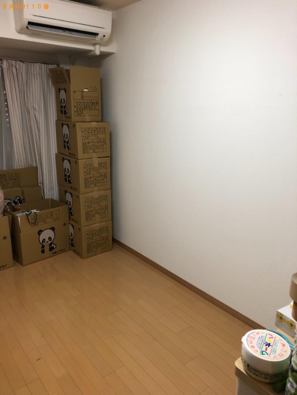 テレビ、パソコン、家具、本棚、食器棚等の回収・処分