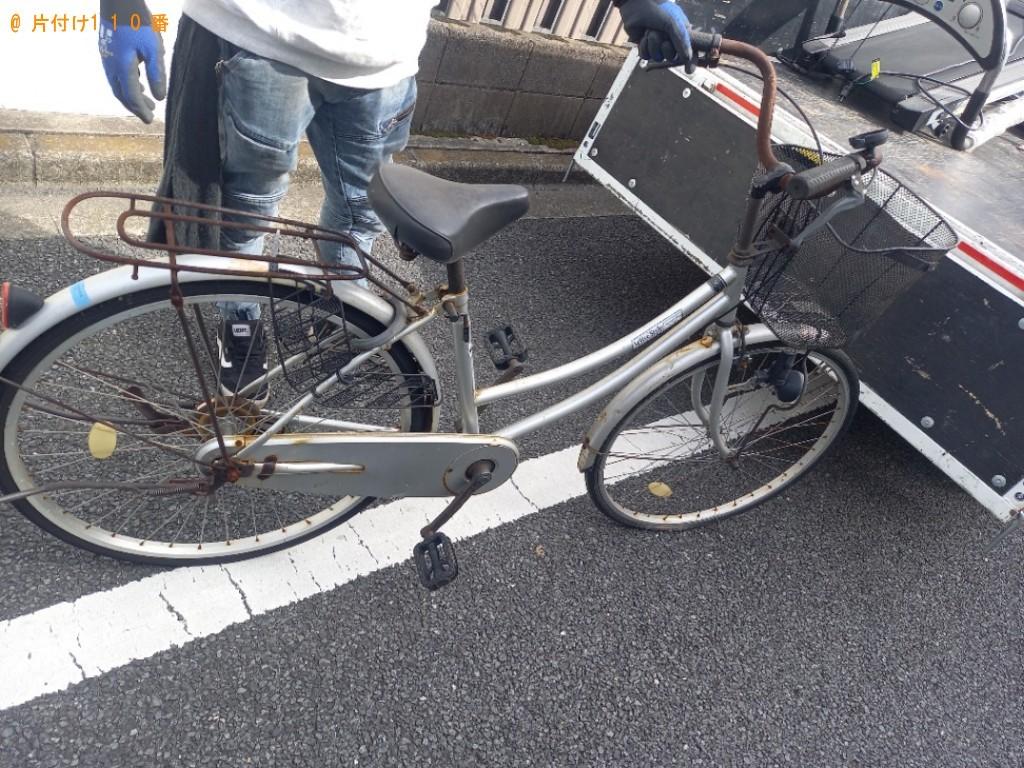 【和歌山市】自転車、炊飯器、ガスコンロ等の回収・処分ご依頼