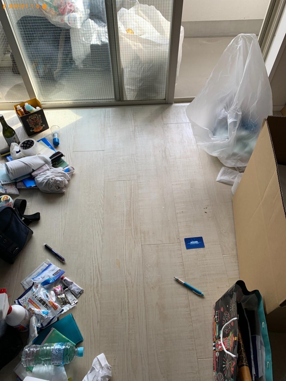 【和歌山市】テーブル、スタンドミラー、座椅子等の回収・処分ご依頼