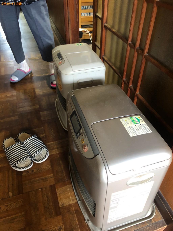 冷蔵庫、扇風機、ファンヒーター等の回収・処分ご依頼 お客様の声